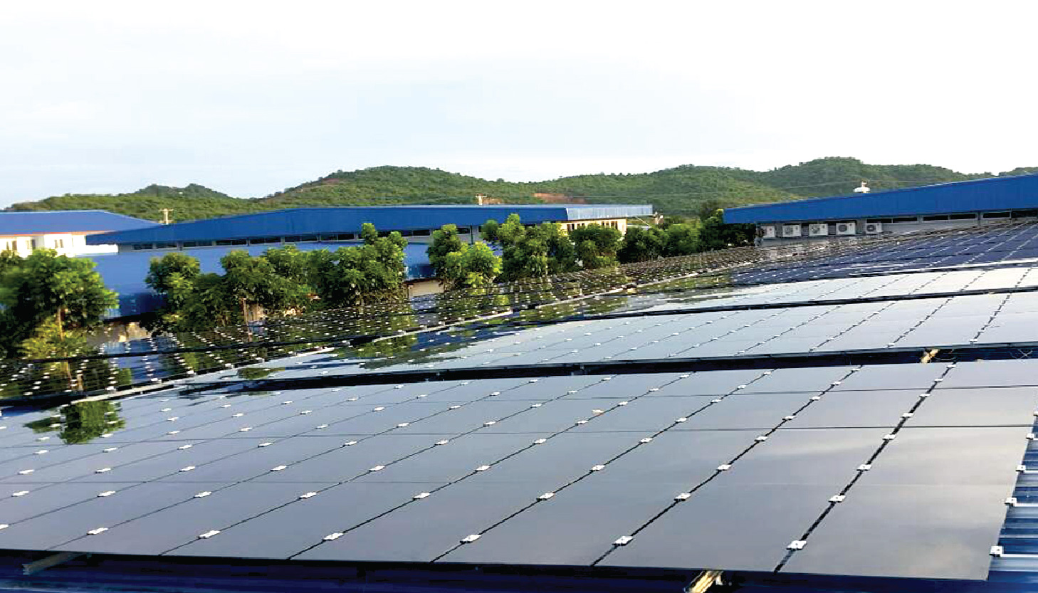 SP Brother Co.,Ltd., Sisophon, Cambodia (200 kWp)